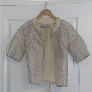 Jackets & Blazers - Cream jacket
